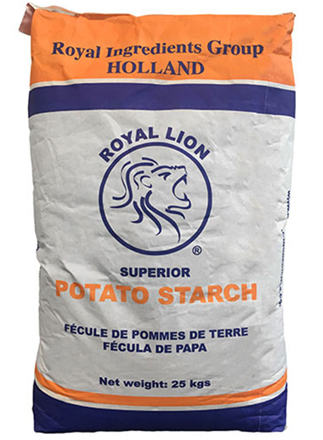 Starches - Royal Ingredients Group